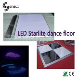 Asiduo del LED RGB/Irregural Starlite Dance Floor para la boda