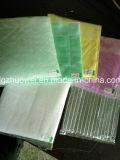 에어 컨디셔너 필터를 위한 합성 물질/Microglass 섬유 부대 필터 직물