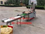 Tortilla automática de la crepe de Roti del chapati del aseguramiento comercial que hace la máquina