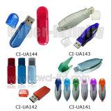 ABS de Aandrijving van de Flits van /Plastic USB (Reeks ci-RE)