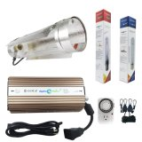 Gebeëindigd kweekt Enig van de geavanceerd technische Grote Buis van de Verkoop Koele Lichte 400W Uitrusting