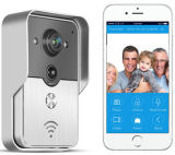 WiFi videotür-Telefon-drahtlose Digitalintelligente Peephole-Projektor-Kamera 2.0 Megapixel Nachtsicht-Wechselsprechanlage-Türklingel für inländisches Wertpapier-Überwachung-Bewegungs-Befund