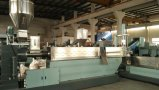 Überschüssige Wiederverwertungs-Maschine und Plastikaufbereitenextruder-Granulierer