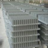 Belüftung-Plastikladeplatte für Block-Maschine