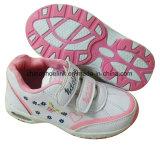 Chaussure extérieure populaire de gosses avec l'éclairage LED