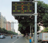 Manufacturer profissional do diodo emissor de luz Traffic Display