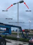 Appareil d'éclairage de parking du cadre de chaussure 90W DEL
