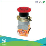 Utl A1 Series Mushroom Push Button com LED Pilot Light