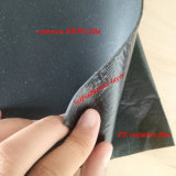 Do preto impermeável da membrana do Auto-Adheisve do HDPE membrana impermeável