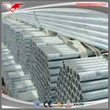 غلفن [1ينش], [1.5ينش] [هدغ] يغلفن فولاذ أنابيب لأنّ بناء