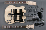 Полумануфактурный набор электрической гитары DIY (A101)