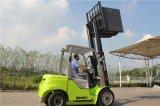 Hecho en máquina de elevación del nuevo diseño de China la carretilla elevadora de 3 toneladas