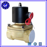 Vanne électromagnétique hydraulique pneumatique de C.C de la vanne électromagnétique 5V