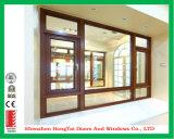 防音アルミニウム開き窓のWindowsかアルミニウムWindows (HT-YY11)