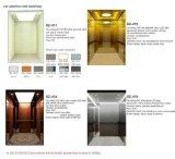 Беззубчатый лифт пассажира тракции с приводом Vvvf