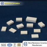Ceramica resistente dell'allumina dell'abrasione alfa per il rivestimento isolante della puleggia (13/18 delle fossette)