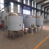 1000L Wholesale Bierbrauen-Gerät mit Dieselkraftstofftank, Flockenbildung-Becken-Preise vom chinesischen Hersteller