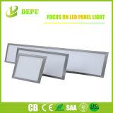 Dimmable 1200年x 300 LEDの天井板ライトセリウム表面によって取付けられるLEDのパネル