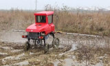 Spruzzatore dell'asta di potere di marca di Aidi per il campo di risaia