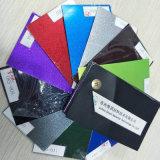 Roulis en plastique rigide coloré de PVC de Sparkel pour l'enveloppe de tambour