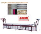 Lacework automático del silicón/máquina de capa del cordón
