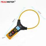 Peakmeter zutreffendes hohes aktuelles Schelle-Multimeter Effektivwert-3000A