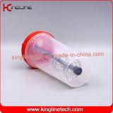 bottiglia di plastica dell'agitatore della proteina 700ml con la biella (KL-7033E)