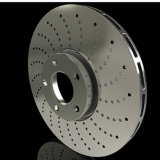 Soem-Autoteil-Bremsen-Platte für Honda ISO9001