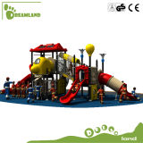 Kind-Spiel bringt im Freienspielplatz-Innenspielplatz-Gerät für Verkauf unter