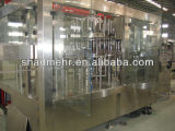 Manueller Flaschen-Saft-Flaschenabfüllmaschine für Kleinunternehmen