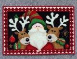 ナイロン敷物、クリスマスパターンと、#4