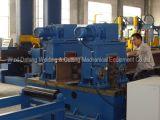 Bride de poutre en double T redressant la ligne de soudure de machine/poutre en double T chaîne de production de poutre en double T