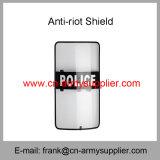 Polizei-Sicherheit-Taktisch-Kugelsicheres Schild-Antiaufstand-Schild