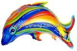 Раздувной воздушный шар фольги (10-SL-094)