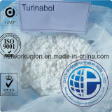 4-Chlorodehydromethyltestosterone (Turinabol) CAS 2446-23-3 Steroid Powder pour Muscle Enhancer