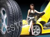 Populärer Muster Halb-Stahl Radialauto-Reifen