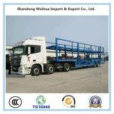 반 중국 제조 수출용 자동차 운반선 트레일러