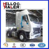 HOWO 4X2 Type 336HP Euro 2 Sinotruk Trailer Tractor Truck Head