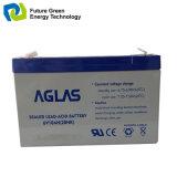 6V180ah batterie sigillate ricaricabili solari del ciclo SLA della stuoia di vetro profonda del AGM