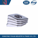 De Hete ONDERDOMPELING van uitstekende kwaliteit galvaniseerde Vierkante Wasmachine DIN 436