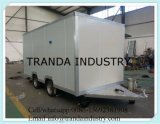 2015 Prix le plus bas Many Functionsfast Food Trailer