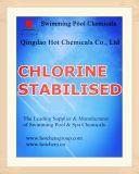 Het Poeder van 98.5%/Cyanuric Zuur van de Korrel/van de Tablet voor de Chemische producten van de Behandeling van het Water