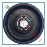 Pneumático pequeno da roda de nylon de 4/5/6 de polegada para brinquedos