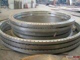 Bride d'ajustage de précision de pipe/bride galvanisée par qualité pour la sortie d'usine de système de la CAHT