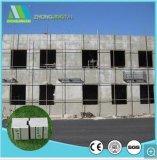 家およびBulidingのための耐火性の熱絶縁体EPSのセメントサンドイッチ壁パネル