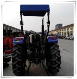 Tractor 55HP 65HP 75HP met Zonnescherm en de Certificatie van Ce