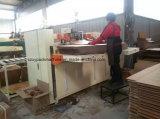 Полуавтоматная Corrugated машина брошюровщицы Paperboard