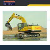 Carter tout neuf CT220 22 tonnes d'excavatrice hydraulique de chenille à vendre