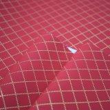 Couro sintético do plutônio do revestimento protetor não tecido para a sapata de empacotamento decorativa do saco