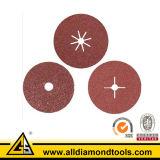 Ferramentas de lixamento de Arbasive das almofadas do disco da fibra